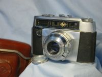 '     SUPER SILETTE L -SOLINAR- ' Agfa Super Silette L Camera -Solinar Lens-CASED- £39.99